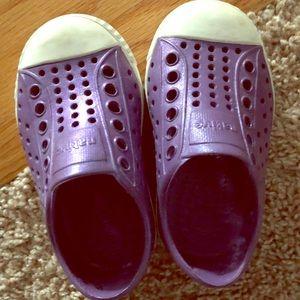 Purple Toddler Natives